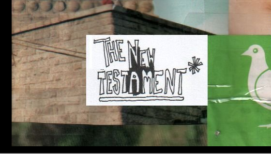 The New Testament Logo